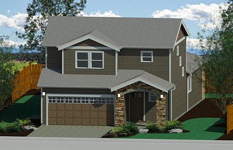 radius designs 2-story home design