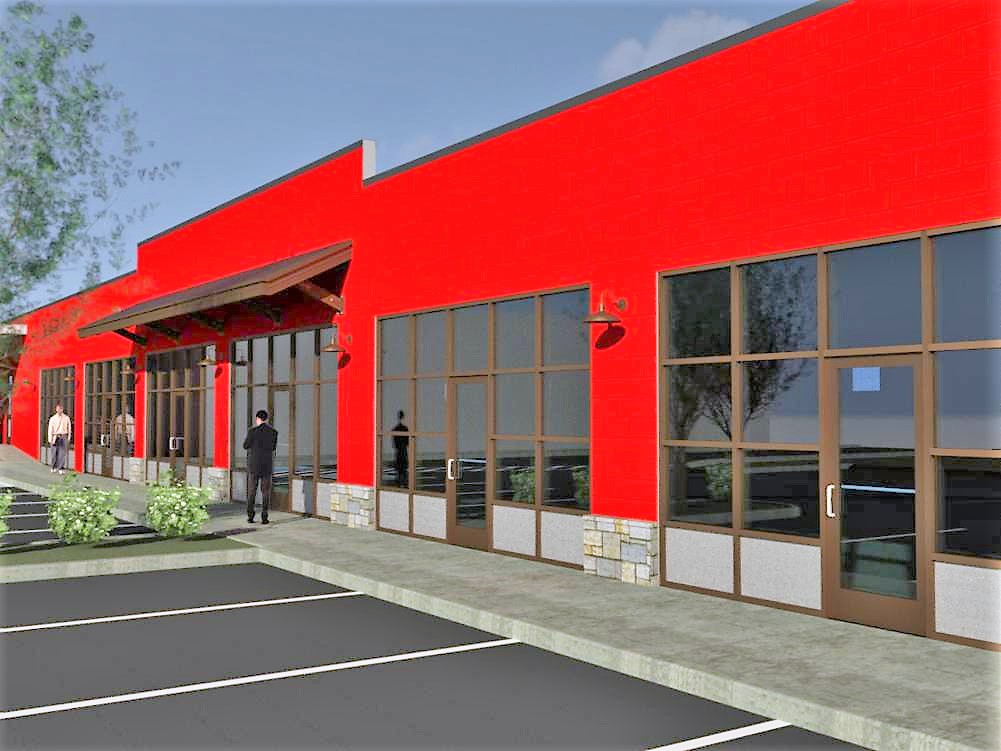 commercial architecture by Radius Design in Bend Oregon and New Braunfels Texas