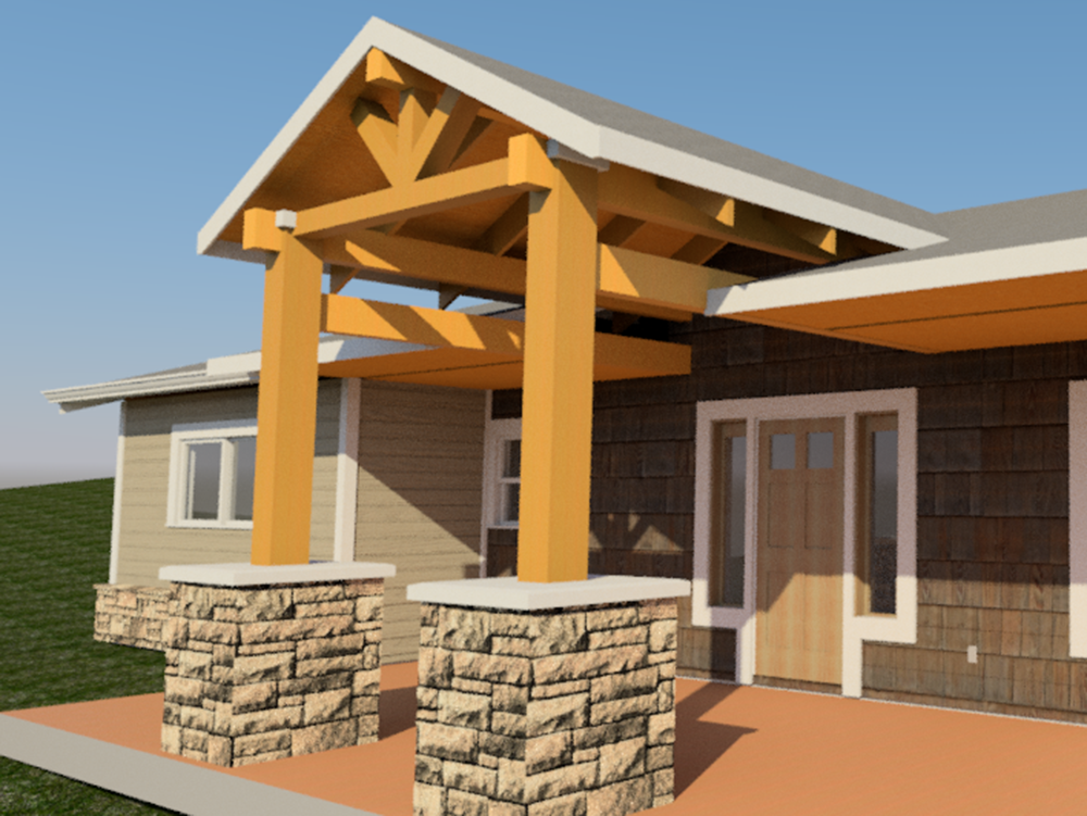 Home Remodeling by Radius Design in Bend Oregon and New Braunfels Texas