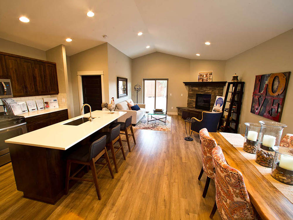 Kitchen Remodeling by Radius Design in Bend Oregon and New Braunfels Texas